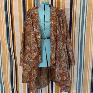 Amazing True Vintage Plus Size Lace Blazer